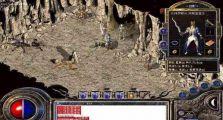 今日新开传奇sf里战士的主流玩法