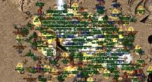 刚开一秒传奇手游发布网里人民币与非人民币玩家之间的区别